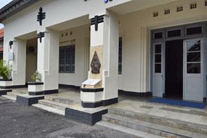 Gaya Bangunan Sekolah Peninggalan Belanda di Kawasan Jetis
