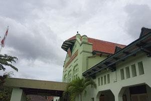 Masuk Markas Kodim 0734/Yogyakarta Demi Jadi Calon Guru?