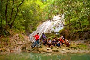 Thumbnail untuk artikel blog berjudul Ekspedisi SPSS ke Curug Banyunibo, Pajangan