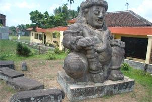 Thumbnail untuk artikel blog berjudul Arca Dwarapala Singosari
