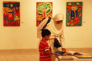 Thumbnail artikel blog berjudul Kota Anak di Biennale Anak