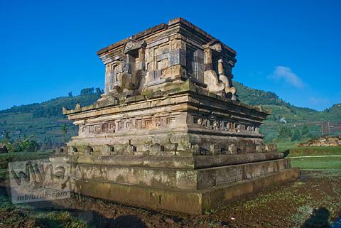 Sejarah asal-usul dan latar belakang Candi Setyaki di Dieng, Batur, Banjarnegara, Jawa Tengah