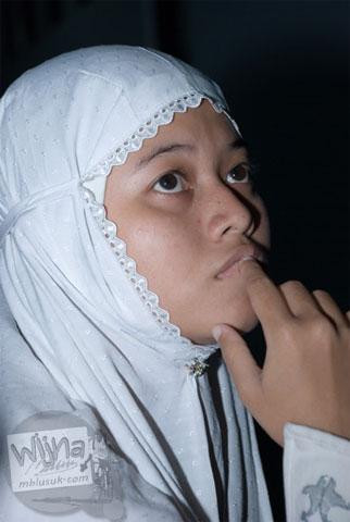 Hasil foto menggunakan flash eksternal lawas Nikon SB-24