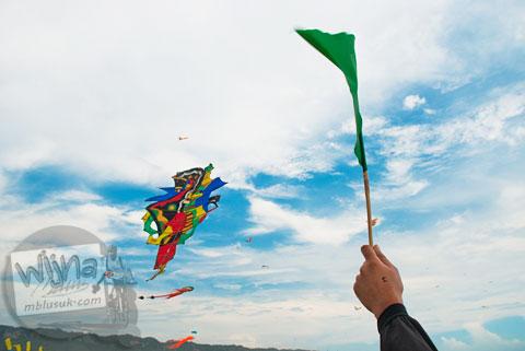 peraturan dasar lomba layang-layang internasional di pantai parangkusumo, bantul, yogyakarta