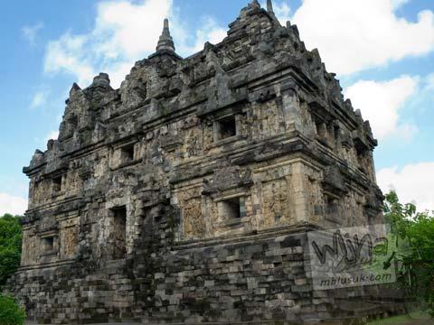 Foto Candi Sari, Biara Tempat Tinggal Pendeta Tempo Dulu di tahun 2008