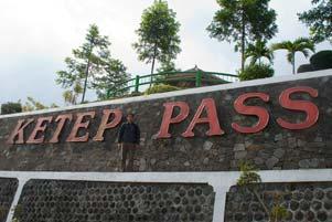 Jalan-Jalan ke Ketep Pass