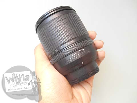 Review Lensa Nikkor 18-135mm DX