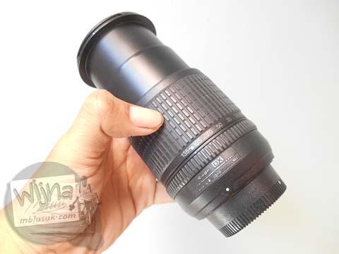 Kelebihan dan Kekurangan Lensa Nikkor 18-135mm DX