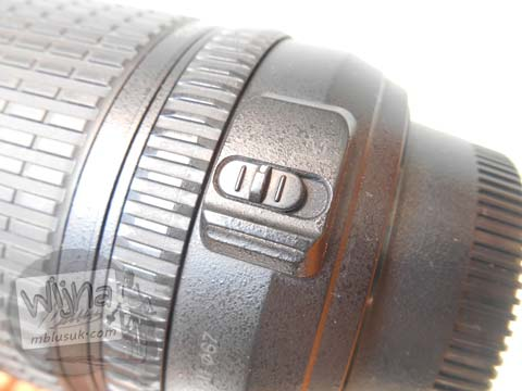 Review Lensa Nikkor 18-135mm DX dijual murah
