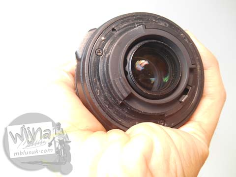 Harga Lensa Nikkor 18-135mm DX
