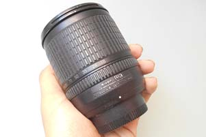 Thumbnail artikel blog berjudul Review Lensa Nikkor 18-135mm DX