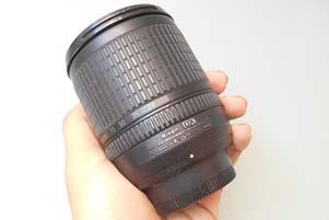 Thumbnail untuk artikel blog berjudul Review Lensa Nikkor 18-135mm DX