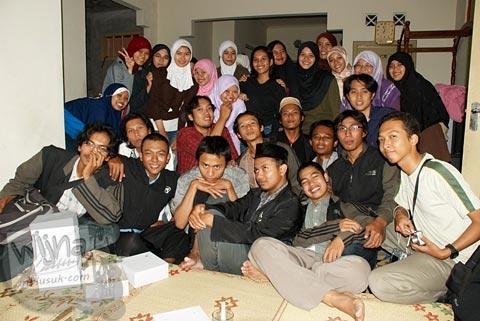 Foto Mahasiswa Program Studi Matematika UGM angkatan 2005