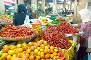 Thumbnail untuk artikel blog berjudul Nasib Pasar Tradisional