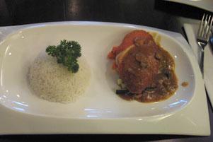 Fine Dining di Seven 7 Resto Yogyakarta