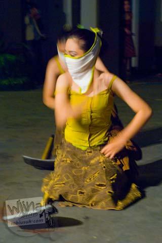 Pentas Seni Unit Kesenian Jogja Gaya Surakarta UGM