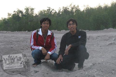 Foto wisata Kaliadem, Yogayakarta di tahun 2006