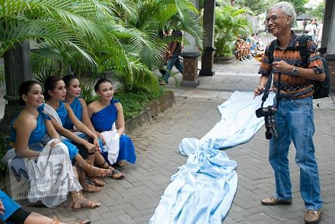 Foto peserta Kirab Pusaka Dunia OWHC kota Solo di tahun 2008