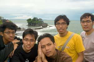 Thumbnail untuk artikel blog berjudul  Tour de Bali 2009: The Babes Goes On