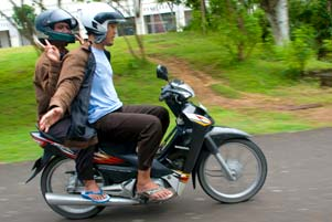 Thumbnail untuk artikel blog berjudul  Tour de Bali 2009: Pulau Bali, Kami Datang!