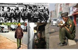 Veteran Pejuang Kemerdekaan dan Gelandangan