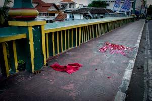 Pembunuhan di Jembatan Sudirman