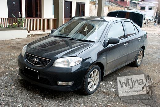 Foto mobil Toyota Vios G M/T Indonesia keluaran tahun 2005