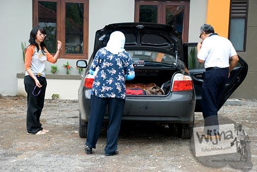 Foto Road Trip pakai mobil toyoya Vios dari Pangandaran ke Dieng pada tahun 2009