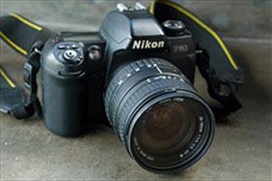 Thumbnail artikel blog berjudul Review Lensa Klasik Sigma 28-105 UC-III