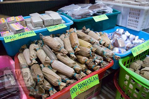 terasi bangkalan khas madura dijual di toko nusa indah
