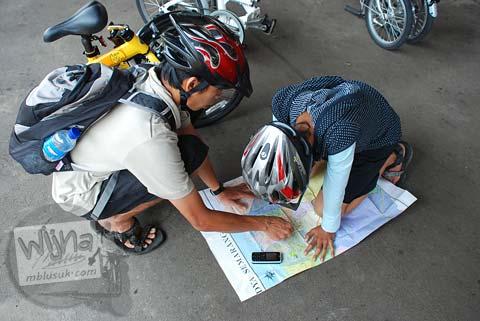 Membaca Peta Semarang
