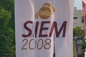 Thumbnail artikel blog berjudul SIEM Expo 2008