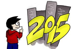 Statistik Blog Maw Mblusuk? di Tahun 2015