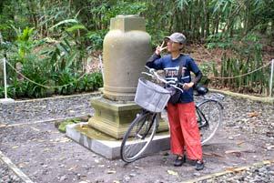 Ada Stupa di Glagah