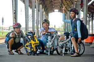 Ayo Bikepacking ke Semarang!