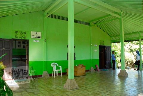 Site Museum Kampung Pulo di Garut, Jawa Barat tahun 2009