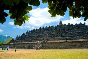 Thumbnail untuk artikel blog berjudul Candi Borobudur