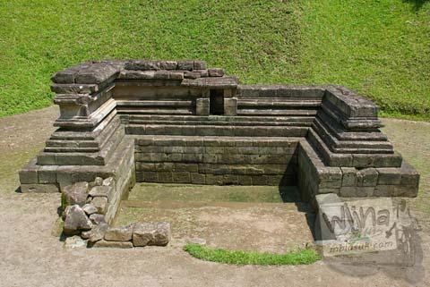 Foto Penampakan Situs Payak, Srimulyo, Piyungan, Bantul pada Februari 2009