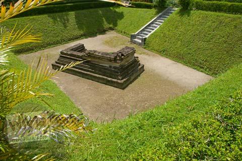 Foto Dasar Lembah Situs Payak, Srimulyo, Piyungan, Bantul pada Februari 2009