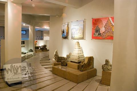 Foto Ruang Kedua di Museum Dieng Kailasa, Banjarnegara tahun 2008