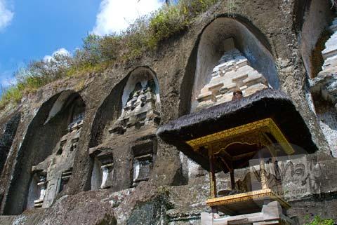 Foto Candi Gunung Kawi, Gianyar, Bali tahun 2009