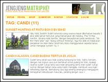 Blog candi Mathriphe Zamroni