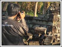 Ilmu dan Teknik Fotografi Candi di Lapangan