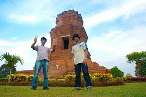 Thumbnail untuk artikel blog berjudul Backpacking Jelajah Trowulan
