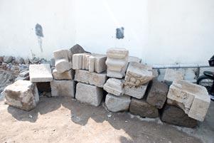Menilik Temuan Candi di Kantor Kecamatan Prambanan