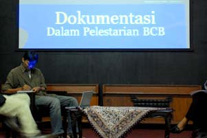 Perihal Dokumentasi BCB