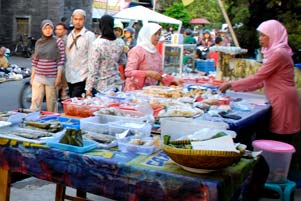 Mblusuk ke Kampung Ramadhan