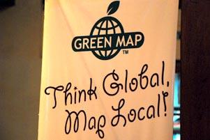 Greenmap Sahabat Sepeda