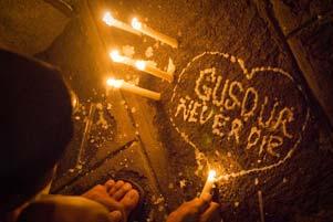 1000 Lilin Mengenang Gus Dur