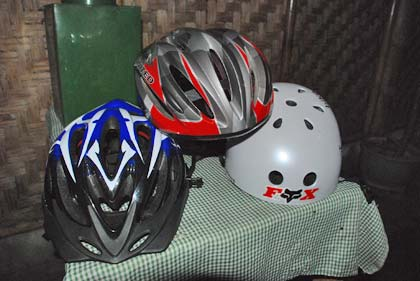 Ragam helm sepeda
